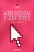 Portada de WEB DESIGN: FLASH SITES