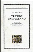 Portada de TEATRO CASTELLANO