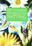 Portada de DICCIONARIO DE MEDICINA NATURAL: PREVENIR Y CURAR DE FORMA SALUDABLE