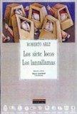Portada de LOS SIETE LOCOS; LOS LANZALLAMAS