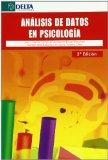 Portada de ANALISIS DE DATOS EN PSICOLOGIA