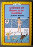 Portada de EL ULTIMO EN TIRARSE ES UN MIEDOSO / LAST ONE IN IS A ROTTEN EGG (AN I CAN READ BOOK/SPANISH)
