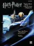 Portada de HARRY POTTER MAGICAL MUSIC FROM THE FIRST FIVE YEARS AT HOGWARTS: EASY PIANO