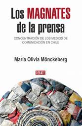 Portada de LOS MAGNATES DE LA PRENSA - EBOOK