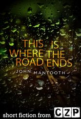 Portada de THIS IS WHERE THE ROAD ENDS