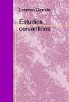 Portada de ESTUDIOS CERVANTINOS