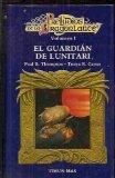 Portada de EL GUARDIAN DE LUNITARI