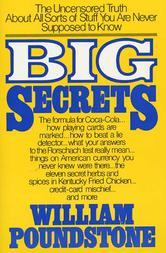 Portada de BIG SECRETS
