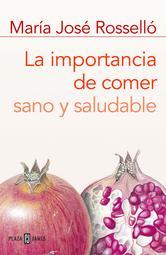 Portada de LA IMPORTANCIA DE COMER SANO Y SALUDABLE