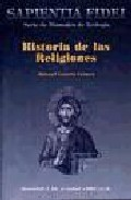 Portada de HISTORIA DE LAS RELIGIONES
