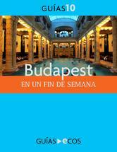 Portada de BUDAPEST. EN UN FIN DE SEMANA - EBOOK