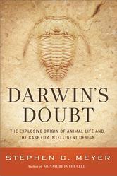 Portada de DARWIN'S DOUBT