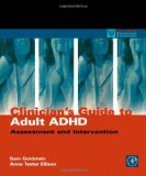Portada de CLINICIAN'S GUIDE TO ADULT ADHD: ASSESSMENT AND INTERVENTION (PRACTICAL RESOURCES FOR THE MENTAL HEALTH PROFESSIONAL)