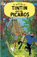 Portada de TINTIN AND THE PICAROS