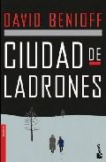 Portada de CIUDAD DE LADRONES