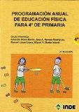 Portada de PROGRAMACION ANUAL DE EDUCACION FISICA PARA 4º DE PRIMARIA