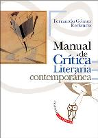 Portada de MANUAL DE CRITICA LITERARIA CONTEMPORANEA