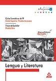 Portada de ACCESO A CICLOS FORMATIVOS DE GRADO SUPERIOR: LENGUA Y LITERATURA
