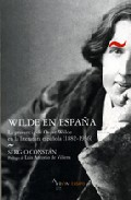 Portada de WILDE EN ESPAÑA: LA PRESENCIA DE OSCAR WILDE EN LA LITERATURA ESPAÑOLA