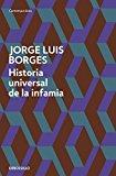 Portada de HISTORIA UNIVERSAL DE LA INFAMIA