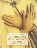 Portada de LA EXPERIENCIA DE LA PRESENCIA DE DIOS: MAXIMAS Y CONSEJOS