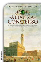 Portada de LA ALIANZA DEL CONVERSO