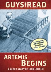 Portada de GUYS READ: ARTEMIS BEGINS