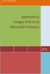 Portada de APRENDER LA LENGUA ORAL EN LA EDUCACIÓN PRIMARIA