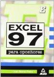 Portada de EXCEL 97 PARA OPOSITORES