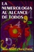 Portada de LA NUMEROLOGIA AL ALCANCE DE TODOS