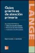 Portada de GUIAS PRACTICAS DE ATENCION PRIMARIA