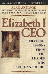 Portada de ELIZABETH I CEO