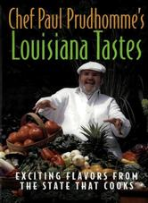 Portada de CHEF PAUL PRUDHOMME'S LOUISIANA TASTES