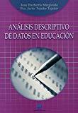 Portada de ANALISIS DESCRIPTIVO DE DATOS EN EDUCACION