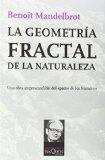 Portada de LA GEOMETRIA FRACTAL DE LA NATURALEZA