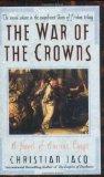 Portada de WAR OF THE CROWNS: A NOVEL OF ANCIENT EGYPT