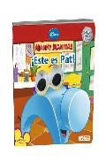 Portada de ¡ESTE ES PAT!: MANNY MANITAS