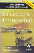 Portada de ECOLOGIA EMOCIONAL