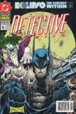 "Portada de DETECTIVE COMICS ANNUAL ISSUE 5 ""ACTS OF MADNESS"" 1992"