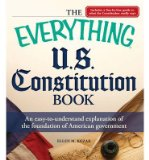 Portada de [( THE EVERYTHING U.S. CONSTITUTION BOOK: AN EASY-TO-UNDERSTAND EXPLANATION OF THE FOUNDATION OF AMERICAN GOVERNMENT )] [BY: ELLEN M. KOZAK] [JUN-2011]