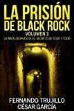 Portada de LA PRISIÓN DE BLACK ROCK. VOLUMEN 3