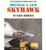Portada de [( DOUGLAS USN A-4A/B SKYHAWK )] [BY: STEVE GINTER] [JAN-2001]