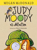 Portada de JUDY MOODY ES DETECTIVE (EBOOK)
