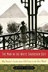 Portada de THE MAN IN THE WHITE SHARKSKIN SUIT
