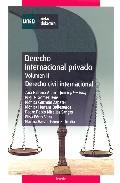 Portada de DERECHO INTERNACIONAL PRIVADO. VOL-II. DERECHO CIVIL INTERNACIONAL