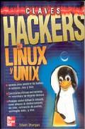 Portada de CLAVES HACKERS EN LINUX Y UNIX