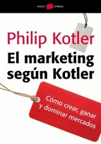 Portada de EL MARKETING SEGUN KOTLER