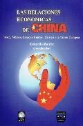 Portada de LAS RELACIONES ECONOMICAS DE CHINA: OMC, MEXICO, ESTADOS UNIDOS, TAIWAN Y LA UNION EUROPEA