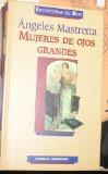 Portada de MUJERES DE OJOS GRANDES