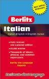 Portada de BERLITZ ITALIAN POCKET DICTIONARY (BERLITZ MASS MARKET DICTIONARIES)